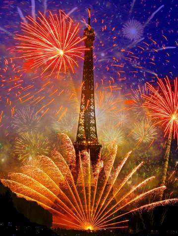 Картинки нового года во франции