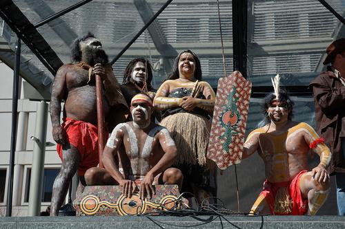 Австралийский народ