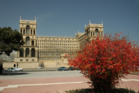 Дом Правительства в Баку, Азербайджан